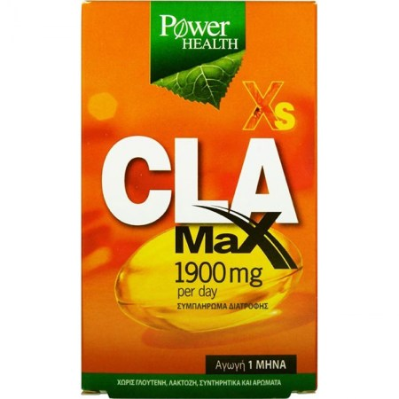 power-health-xs-cla-max-60-caps